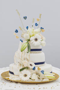 perth wedding cakes