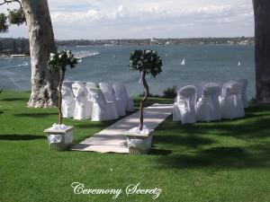 Bayview Park, Mosman Park, perth wedding celebrant