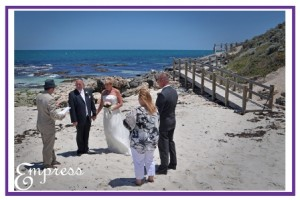Iluka Beach, Iluka, perth wedding celebrant