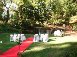Harold Boas Gardens, Perth wedding celebrant, perth weddings